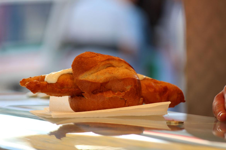 Fischfritz Backfisch